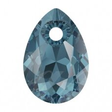 Swarovski 6433 Pear Cut 16mm Montana