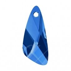 Swarovski 6690 Wing 23mm Capri Blue