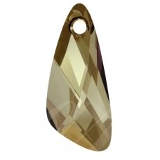 Swarovski 6690 Wing 27mm Crystal Bronze Shade