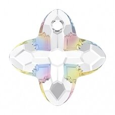 Swarovski 6868 Cross Tribe 14mm Crystal AB