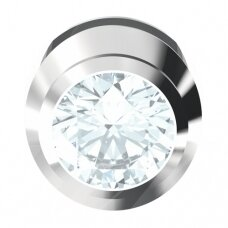Swarovski Zirconia Gemotion 3mm White