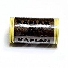 turkylm-ps0104-100m, ruda spalva, 120 numerio, poliesterio siūlas, apie 100m.