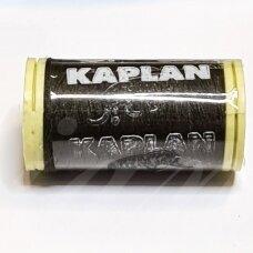turkylm-ps0892-100m, pilka spalva, 120 numerio, poliesterio siūlas, apie 100m.
