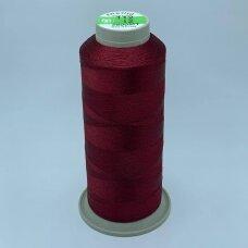 turkylm-ss-20m-112/12 apie 0.4 mm storio, bordo spalva, 100% natūralaus šilko siūlas, apie 20 m.