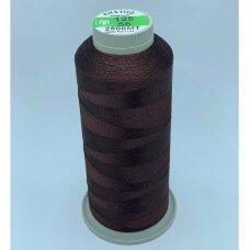 turkylm-ss-20m-125/56 apie 0.4 mm storio, tamsi, ruda spalva, 100% natūralaus šilko siūlas, apie 20 m.