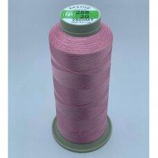 turkylm-ss-20m-258/20 apie 0.4 mm storio, šviesi, rožinė spalva, 100% natūralaus šilko siūlas, apie 20 m.