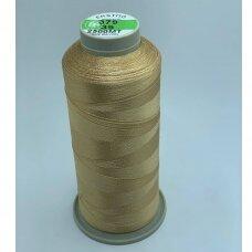 turkylm-ss-2500m-379/39 apie 0.4 mm storio, šviesi, ruda spalva, 100% natūralaus šilko siūlas, apie 2500 m.