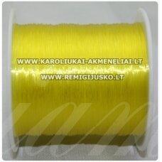 val0002 apie 0.3 mm, geltona spalva, valas, 86 m.