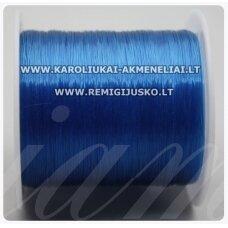 val0003 apie 0.3 mm, mėlyna spalva, valas, 86 m.