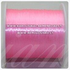 val0004 apie 0.3 mm, rožinė spalva, valas, 86 m.