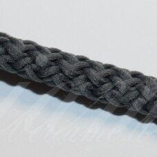 VR0019 apie 3 mm, tamsi, melsva spalva, virvė, rankinėms nerti, apie 200 m.