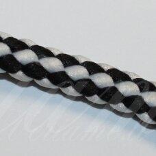vr0088 apie 3 mm, marga, virvė, rankinėms nerti, 200 m. x 2  /  2 vnt