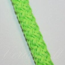 vr0105 apie 3 mm, salotinė spalva, virvė, rankinėms nerti, apie 200 m. x 2  /  2 vnt