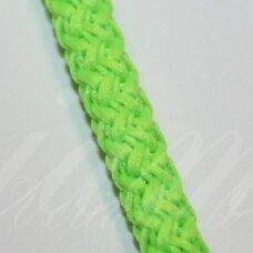 vr0105 apie 5 mm, salotinė spalva, virvė, rankinėms nerti, 200 m. x 2  /  2 vnt