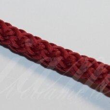 vr0109 apie 5 mm, vyšninė spalva, virvė, rankinėms nerti, apie 200 m. x 2  /  2 vnt