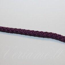 vr0118 apie 3 mm, violetinė spalva, virvė, rankinėms nerti, apie 200 m. x 2  /  2 vnt