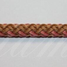 vr0132 apie 5 mm, marga, virvė, rankinėms nerti, apie 200 m.
