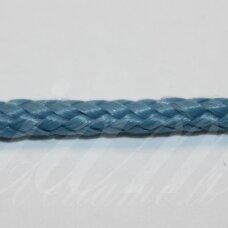 vr0135 apie 3 mm, melsva spalva, virvė, rankinėms nerti, 200 m.