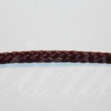 vr0210 apie 3 mm, bordo spalva, virvė, rankinėms nerti, 200 m.
