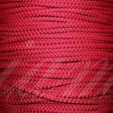 vr0227 apie 5 mm, bordo spalva, virvė, rankinėms nerti, 200 m.