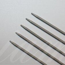 vrb059-4/19 4 mm, metaliniai virbalai, 19 cm, 5 vnt.