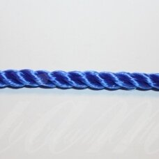 vrsuk0038 about 5mm, blue color, twisted rope, about 150 m.